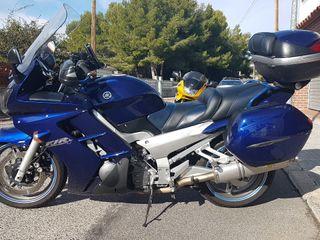 Vendo Yamaha FJR 1300 del año 2005, con 68000 km,