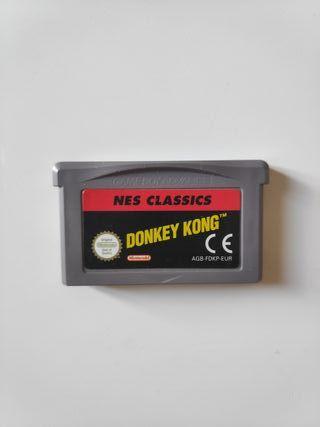 NES Classics DONKEY KONG para GBA