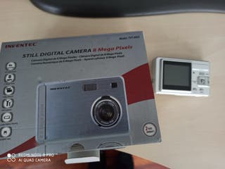 cámara fotos digital 8 mp