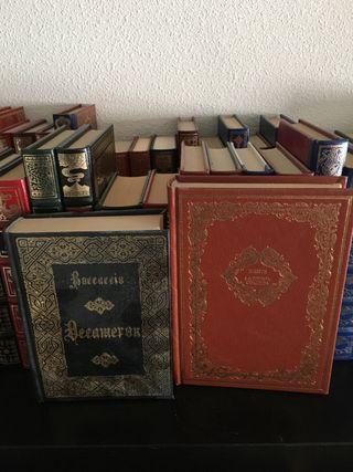 Coleccion Grandes Genios de la literatura universa