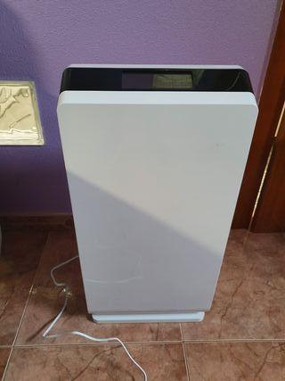 Generador/humificador de ozono y aniones