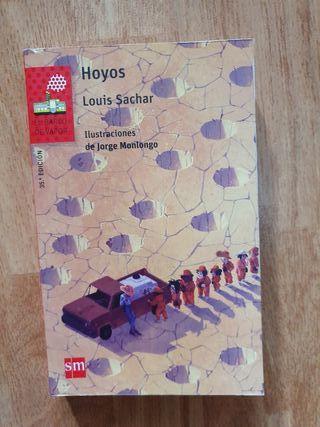 libro Hoyos de Louis Sachar