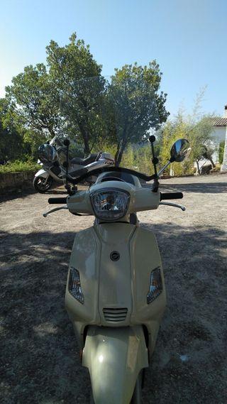 Parabrisas Pantalla cupula moto ciclomotor