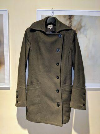 abrigo mujer Calvin Klein