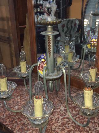 Lámpara de techo Art nouveau