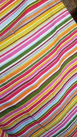 tela doble ancho