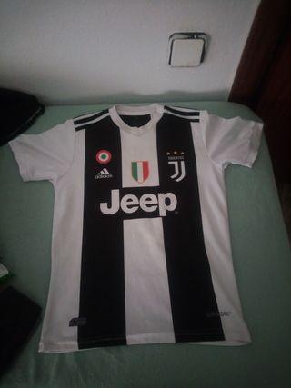 camiseta deportiva Juventus