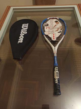 Raqueta de squash marca wilson