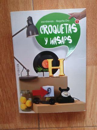 Libro Croquetas y wasaps de Begoña Oro