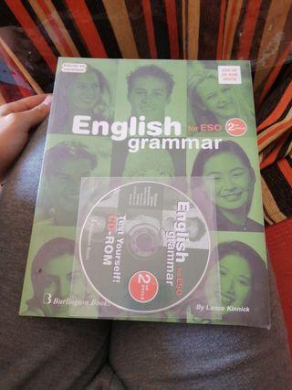 libro de inglés de gramática