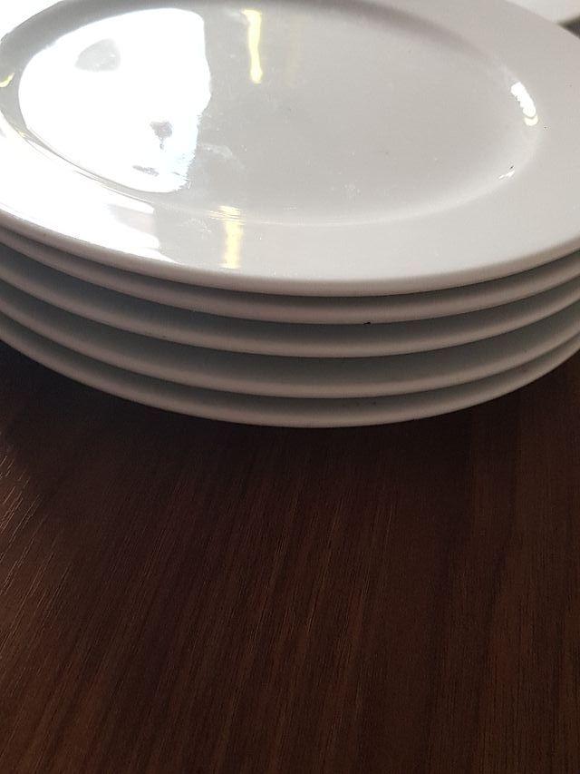 5 platos 15cm