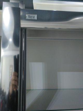 Mampara cristal