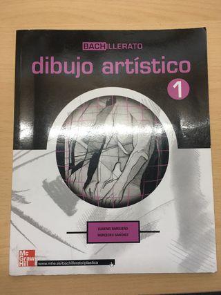 LIBRO DIBUJO ARTÍSTICO BACHILLERATO