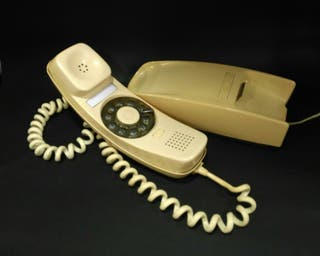 TELÉFONO GONDOLA VINTAGE