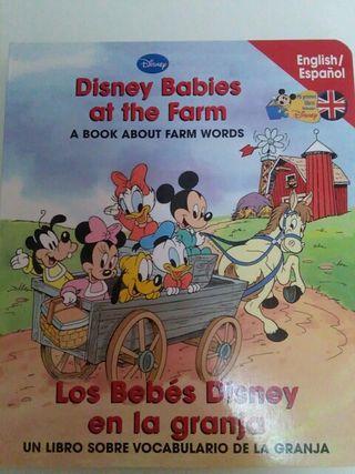 Disney Babies at the Farm.
