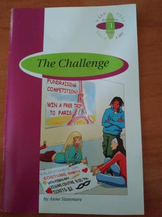 The challenge, inglés 3 ESO