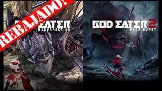 God eater 1 & God eater 2 PC