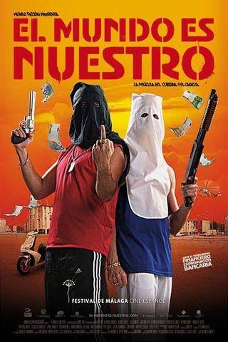 Película DVD El mundo es nuestro Alfonso Sánchez