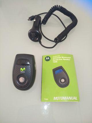 Bluetooth manos libres Motorola
