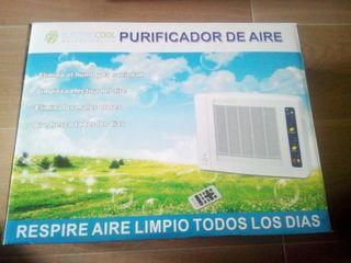 Purificador de Aire con Generador de Ozono