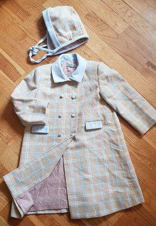 abrigo y capota