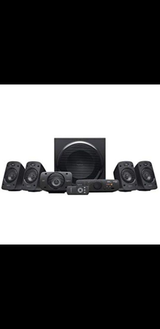 Logitech 5.1 Sound System