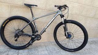 Bicicleta trek superfly