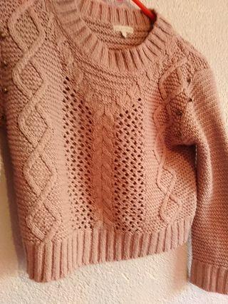 suéter Rosa T/12 152CM