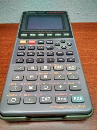 Calculadora científica CASIO fx-7700GB Power Grap.
