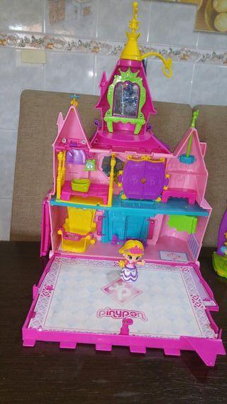 castillo de princesas. pinypon