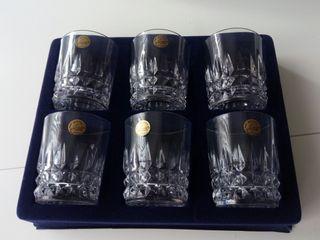 Vasos Cristal de Arques