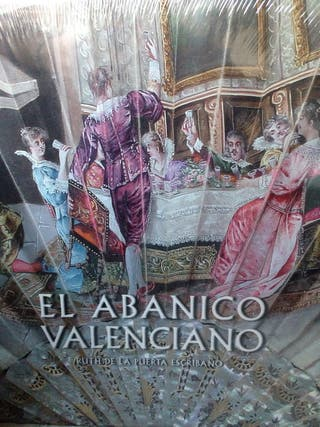 El Abanico Valenciano. Nuevo !