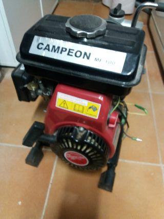 bomba de agua de gasolina sin uso