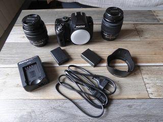 Camara Reflex Pentax KR