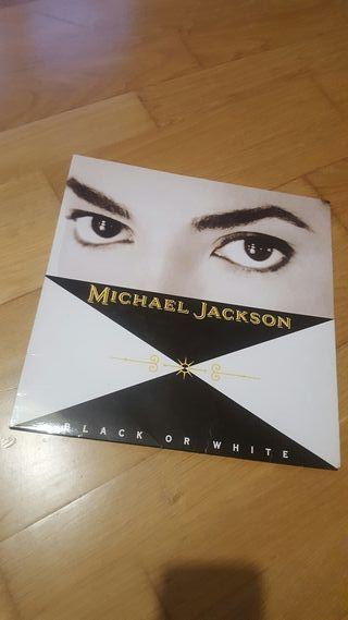 Michael Jackson maxi vinilo