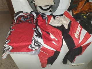 Pack completo para motocross