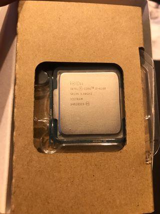 Procesador Intel I-3 4160