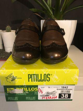 Zapatos mujer Pitillos