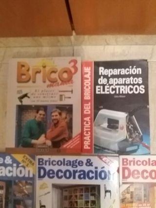 Revistas Bricolaje y Decoración
