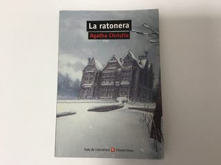 La ratonera, Ágatha Christie, Ed. Vicent Vives
