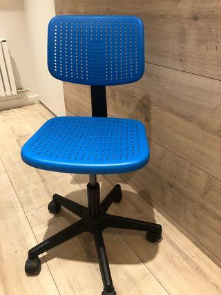 silla escritorio segunda mano barcelona