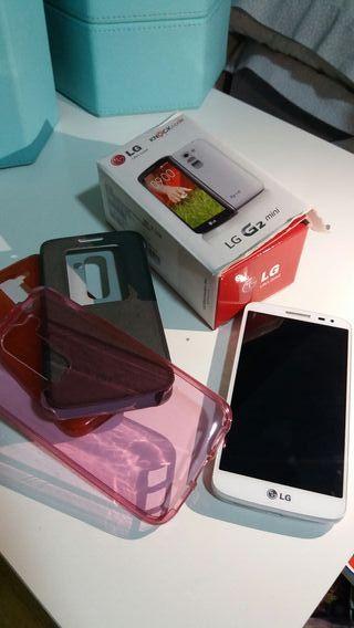 LG G2 Mini+Fundas, PRECIO NEGOCIABLE
