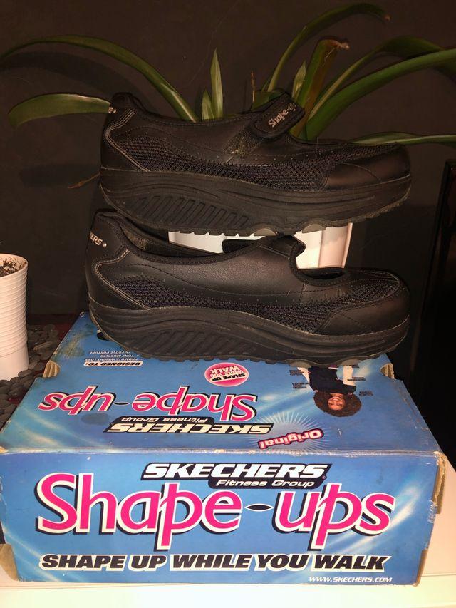 Zapatos Skechers Shape-ups