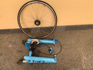 Rodillo de bicicleta sin usar