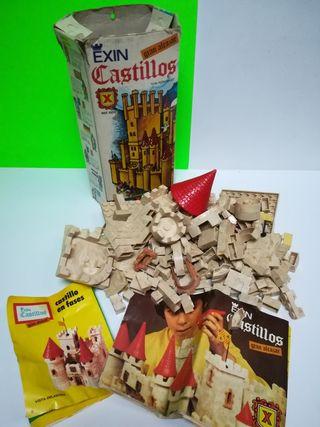 """EXIN CASTILLOS AÑOS 70"""" AL IS 90% COMPLETO !"""