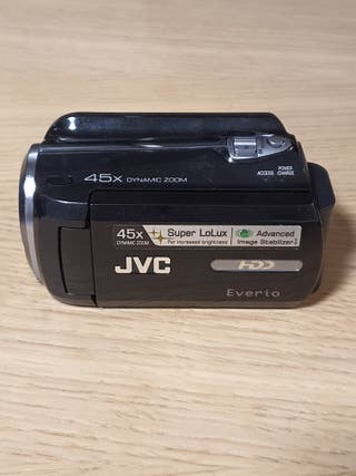 Cámara de Video JVC EVERIO