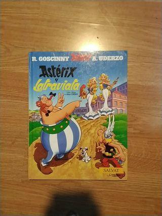 Comic / Tebeo Asterix y Obelix 2001