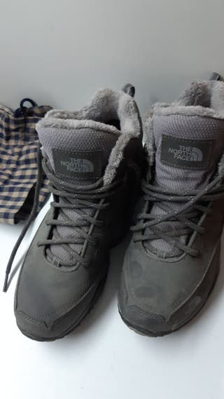 botas the north face mujer