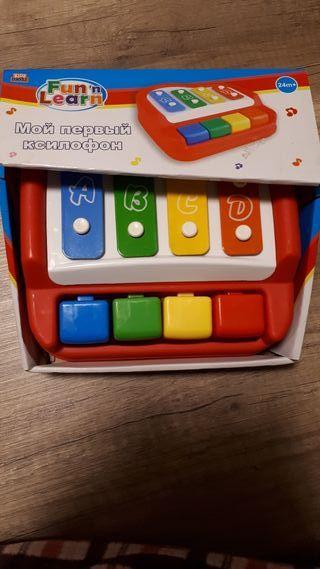 OPORTUNIDAD PIANO-XILOFONO BEBÉ