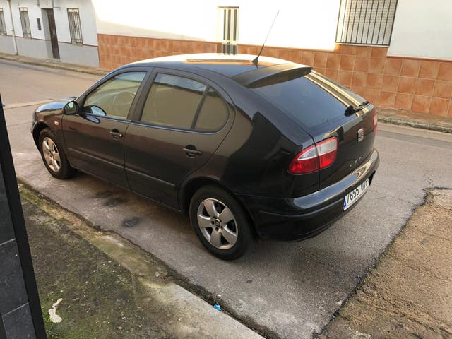 SEAT Leon 2006.